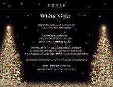 White Night Karácsonyi vásár 2016