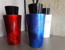Feathers kollekció: menta, jázmin, rózsa illatok