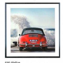 Piros Porsche C-Red