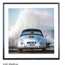 Kék Porsche 1600