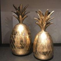 TH669 nagy arany ananász