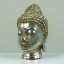 Budha fej 52cm Arany
