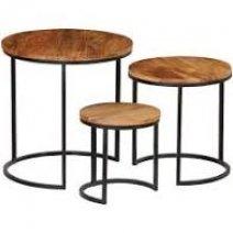 329-18-020 asztal szett - 3 db-os
