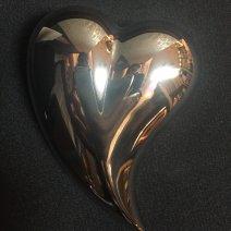 Ezüst szív 0549