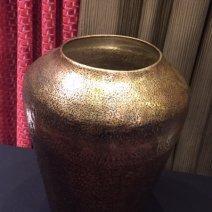 Váza 001-19-3151-S-Gold
